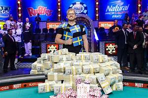 The Top 5 Finishers at the 2014 WSOP Main Event