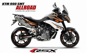 Graphic Kit Ktm 990 Smt Allroad