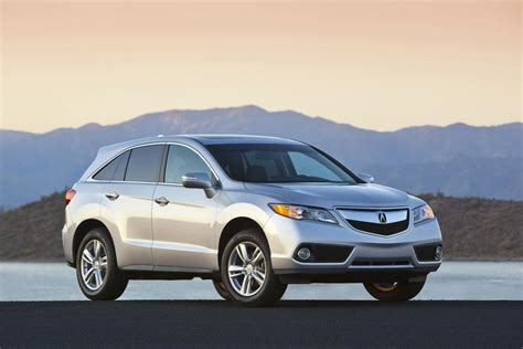 acura rdx  technology package review rating