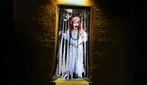 Scary Door Decorating Contest Ideas by Decorations Props Alley