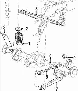 8 Best Images Of 2002 Ford Explorer Rear Suspension