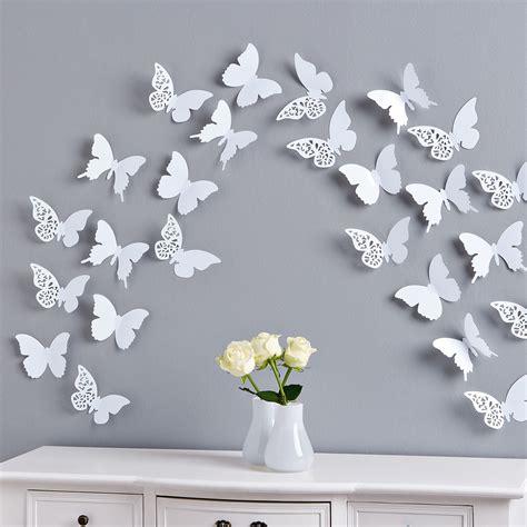 Kinderzimmer Deko Haus by Der Fr 252 Hling Zieht Mit Diesen Schmetterlingen In Jedes