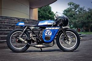 Long Live The King - Yamaha RX Cafe Racer | Return of the ...