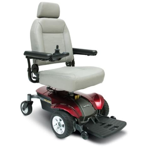Jazzy Select Power Chair by Jazzy Select Elite Rental Gammie Homecare