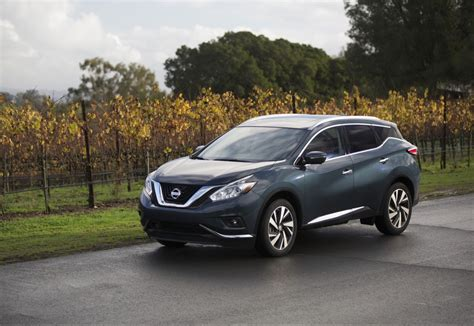 nissan platinum car pro test drive 2016 nissan murano platinum review