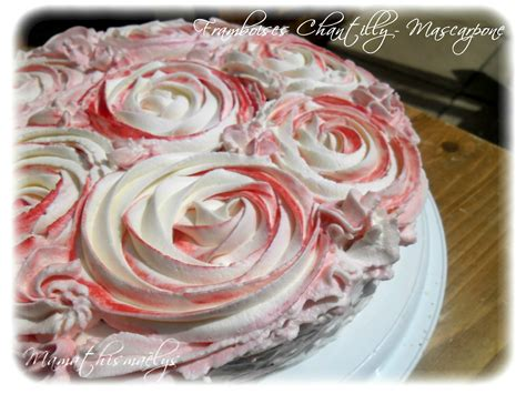g 226 teau d anniversaire faux effet roses la cuisine