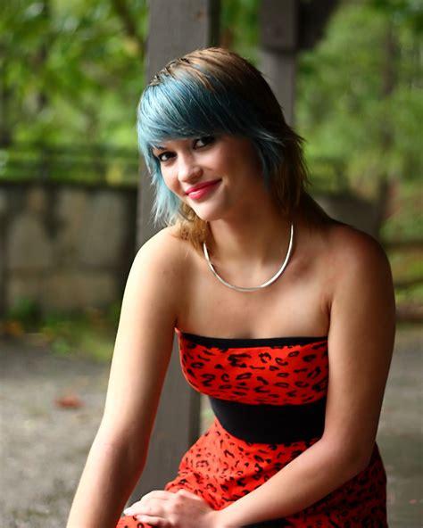Girl Beautiful  Free Stock Photo  A Beautiful Young