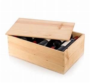 Caisse De Vin En Bois : coffrets cadeau vin ~ Farleysfitness.com Idées de Décoration