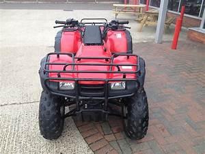 Honda Trx350te 2001 Fourtrax 350 Es 2wd Atv