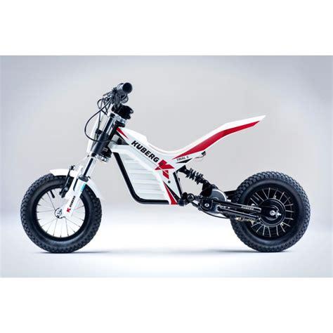 moto electrique kuberg trial s