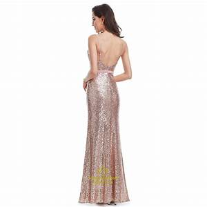 Size Chart Pink Spaghetti Sequin Backless Sparkly Long Formal