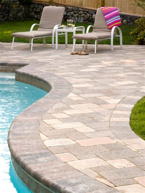 best 25 pool pavers ideas on outdoor pavers