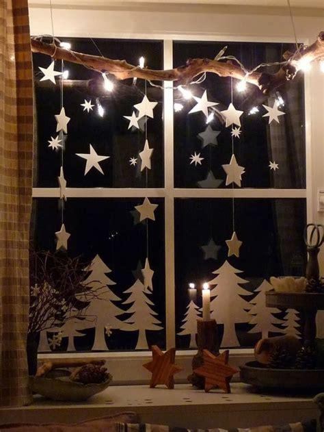 Fensterdeko Weihnachten by Fensterdeko Weihnachten Wieder Mal Tolle Ideen Daf 252 R