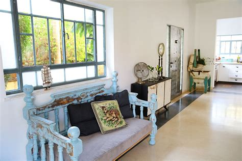 Second Home Decorating Ideas: Renovated Israeli Home Uses Recycled Decor To Usher In