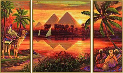 schipper  pyramiden  nil triptychon