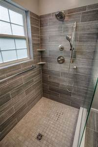 26 tiled shower designs trends 2018 interior decorating With kitchen cabinet trends 2018 combined with cheap bathroom wall art