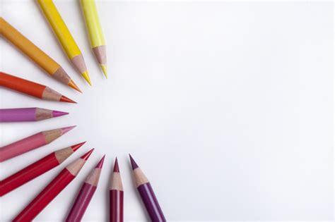 matite colorate   cerchio scaricare foto gratis