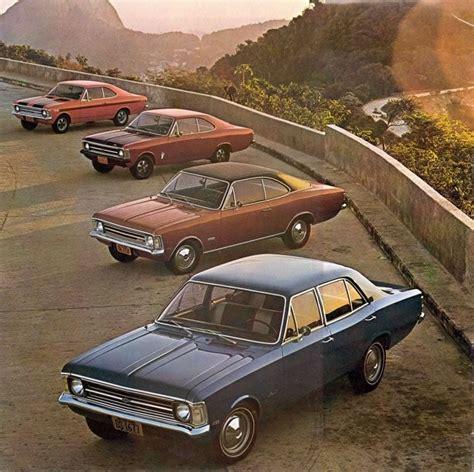 car brochures 1974 chevrolet opala brochure brazil opala 74 01 jpg