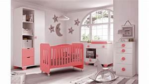 Image De Chambre : chambre b b fille gioco couleur blanc et rose glicerio ~ Farleysfitness.com Idées de Décoration