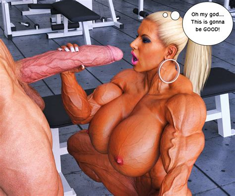 Siberianar – Muscle X Big And Horny Comics Manics