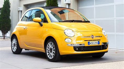 Price For Fiat 500 by Fiat 500 Price Slashed By 10 000