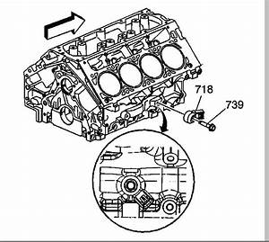 2001 Chevy Impala Knock Sensor Location Engine Mechanical