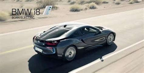 Bmw I8 Ad Campaign Will Give You The Chills