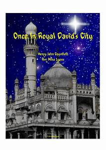 Download Once In Royal David's City (Brass Band) Sheet ...