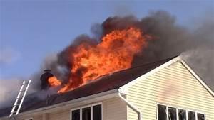 Lyndhurst Fire Department 2nd Alarm Working House Fire