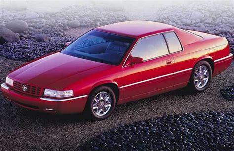 car review  cadillac eldorado touring coupe driving