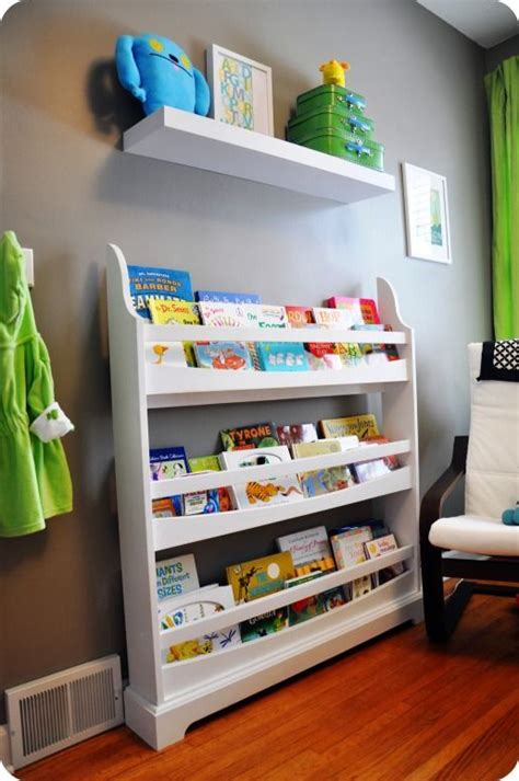 Bookcases For Nursery by Awesome Bookshelf Nursery Book Racks
