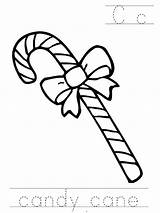 Coloring Candy Cane Autism Ribbon Drug Printable Getcolorings Getdrawings sketch template