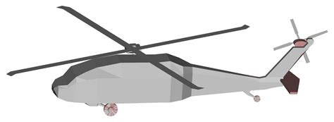 Black Hawk Helicopter Silhouette At Getdrawings.com