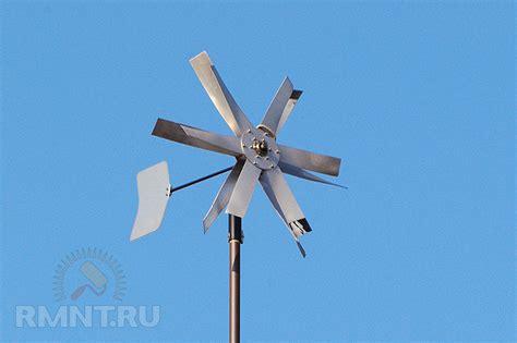 Основные виды ветрогенераторов и их характеристики