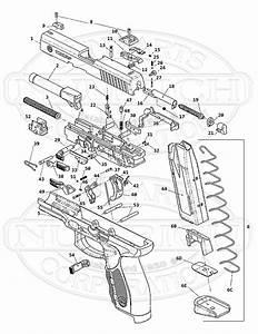 Taurus Pt92 Parts Diagram