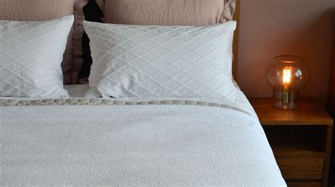 dapple lightweight textured bedspreads natural bed company