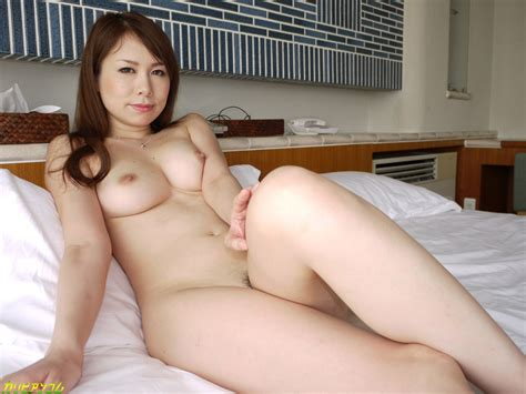 One Of The Famous Japanese Milf Porn Stars Here