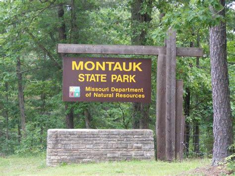 Old Mill Nursery by Montauk State Park A Missouri Park Located Near Salem