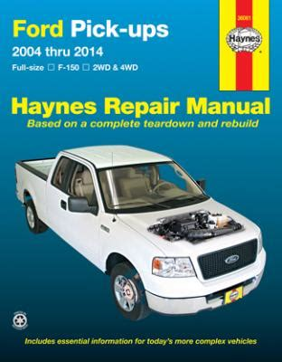 ford  repair manual