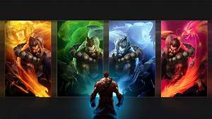 Spirit Guard Udyr Fan Art League Of Legends Wallpapers