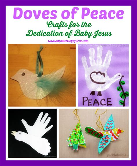 25 on nativity lessons for s happy hive 664   Doves of Peace 2 www.mamashappyhive.com