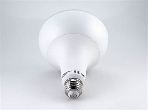 lighting science dimmable 20w 90 cri 5000k br40 led bulb