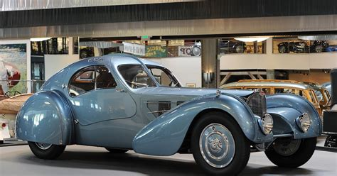 The breathtaking proportions of this masterpiece were simply unparalleled at the time and are still thrilling to the present day with their. Bugatti 1936 Type 57SC Atlantic Sells For a Record $30 Million | Automobile For Life
