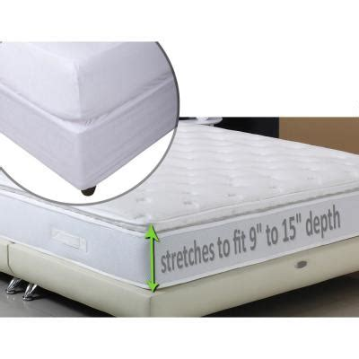 Bed Bug Covers Home Depot by Mattress Protectors Pillow Protectors Bedding Bath