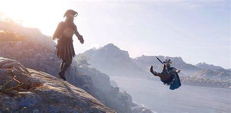 """Il Nuovo Assassin's Creed Odyssey Sembra """"300"""" Gqitaliait"""