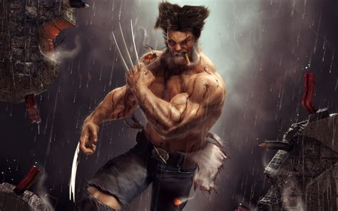 Animated Wolverine Wallpaper - wolverine artwork wallpapers hd wallpapers id 20448