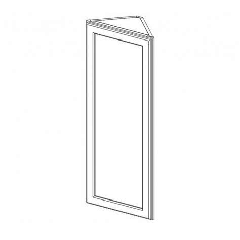 white shaker wall cabinets aw42 ice white shaker wall angle cabinet rta rta