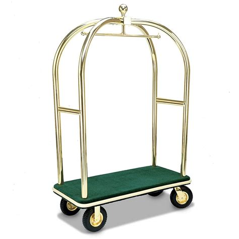 Birdcage® Luggage Cart – 2437 | Forbes Industries