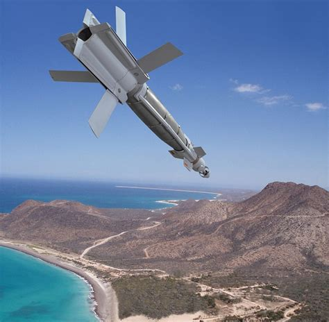 Lockheed Advancing Dual Mode Plus And Scalpel Bombs