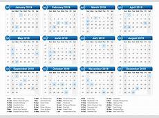 Editable Blank School Holidays Calendar 2019 Malaysia